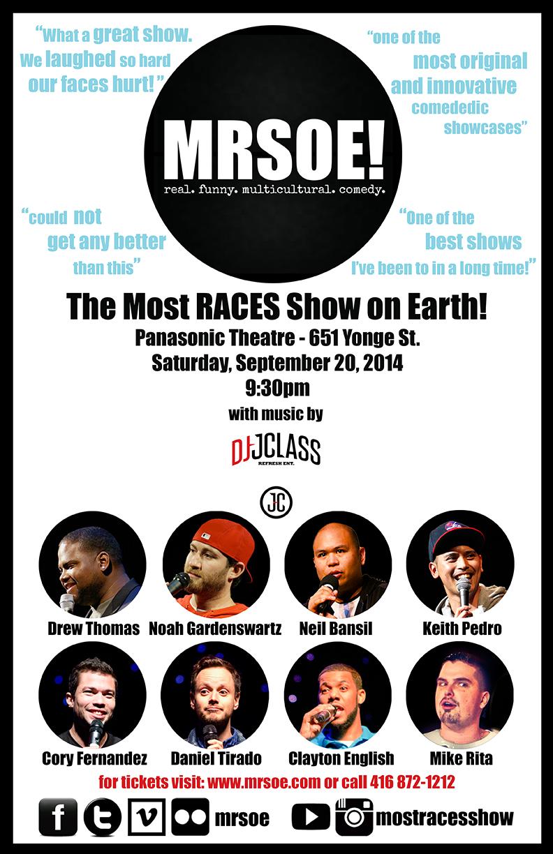 MRSOE! Toronto @ Panasonic Theatre 2014