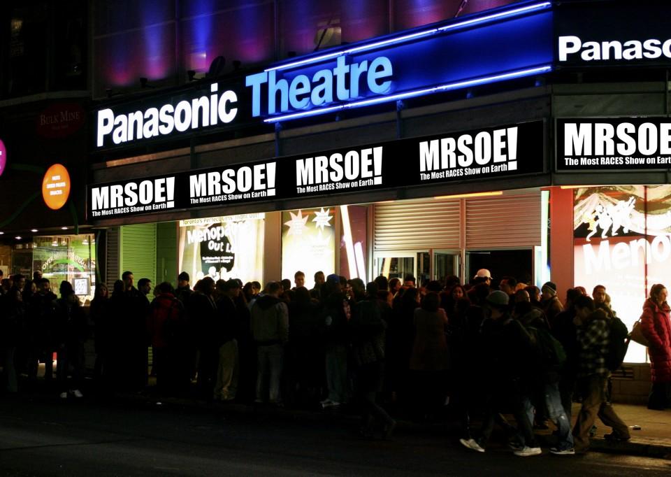 Panasonic MRSOE!