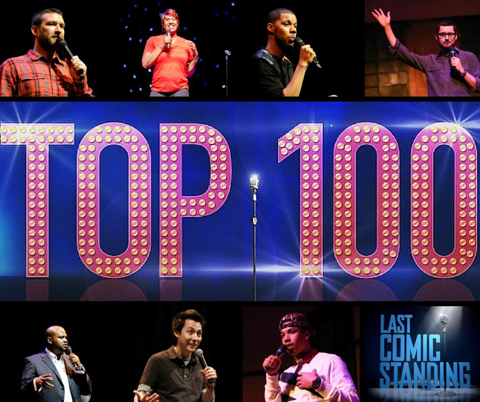 Last Comic Standing Top 100 - MRSOE! Comedians