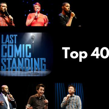 Last Comic Standing Top 40 - 2015