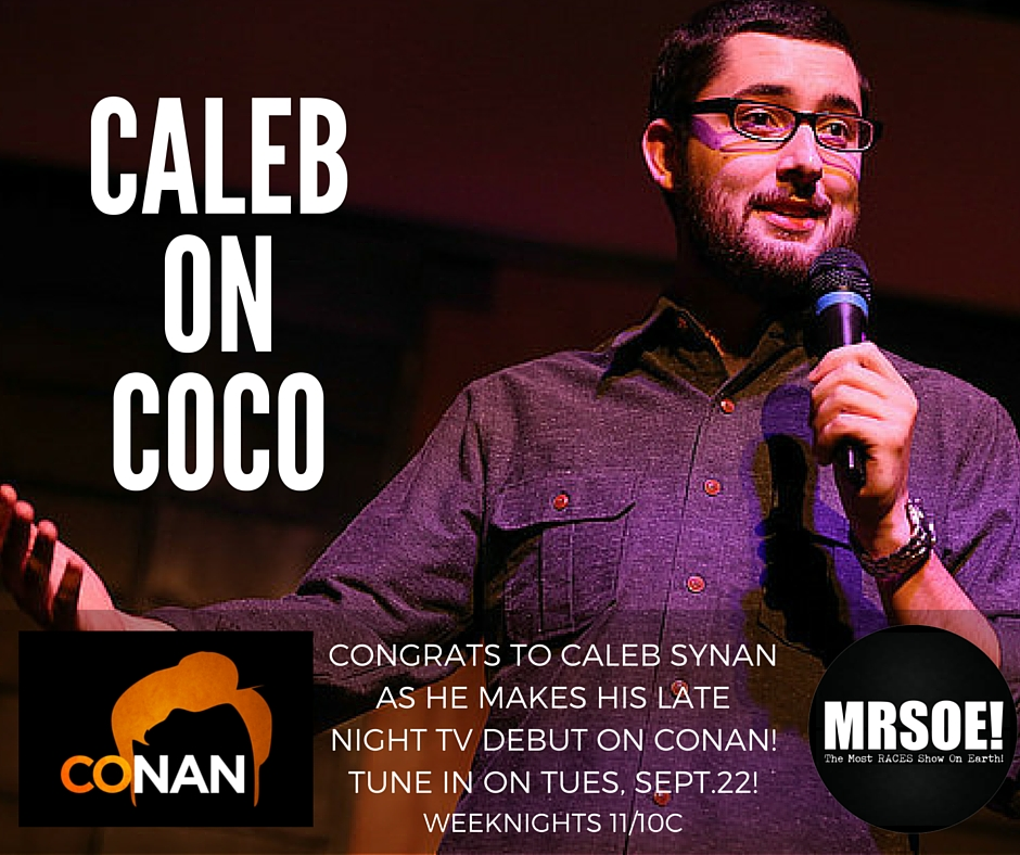 Caleb Synan on Conan