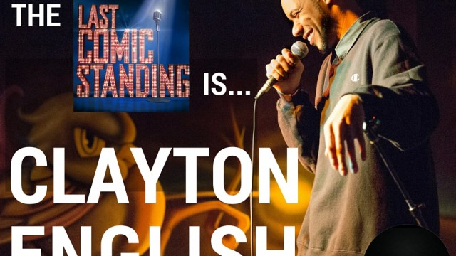 Clayton English is the Last Comic Standing!