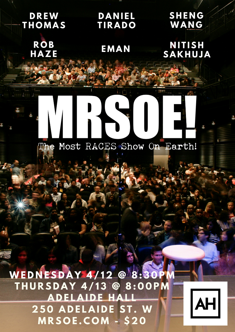 MRSOE! Toronto 2017