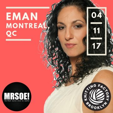 3 Questions with Eman El Hussieni