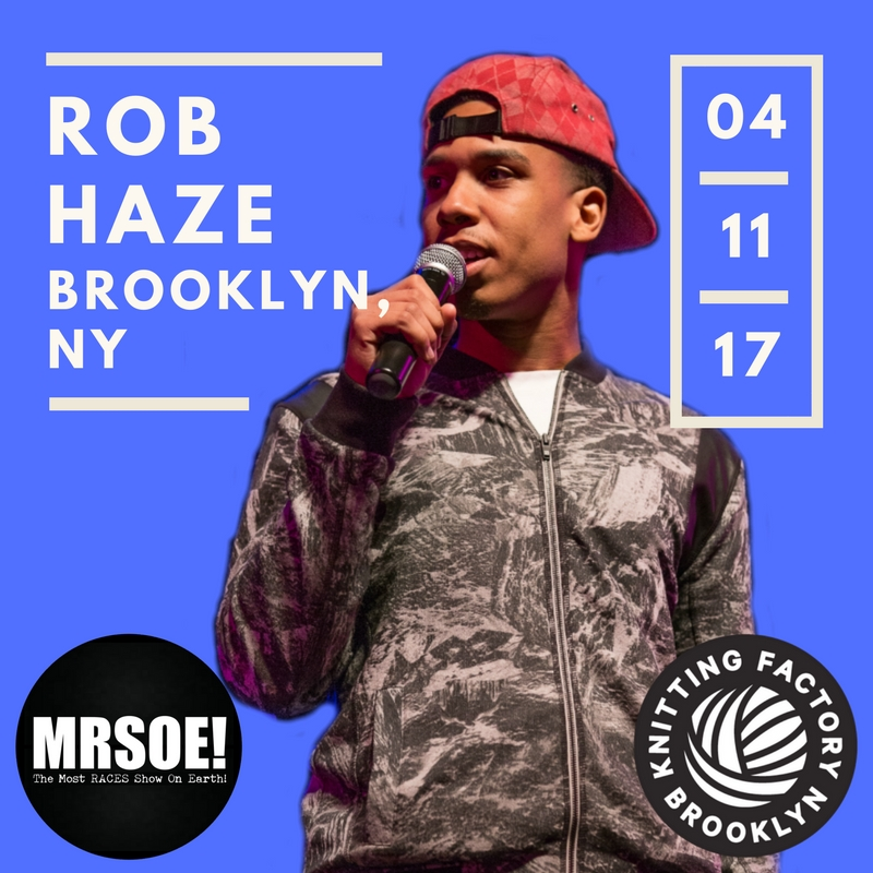 3 Questions with Rob Haze - MRSOE!