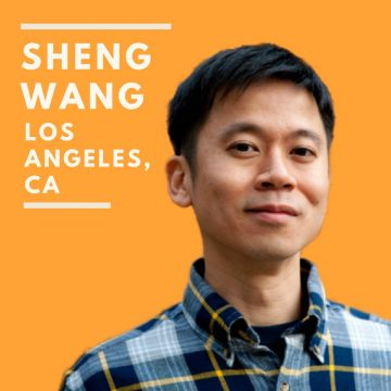 3 Questions with Sheng Wang