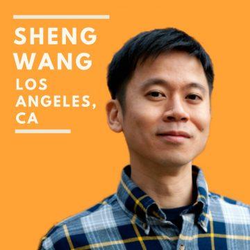 3 Questions with Sheng Wang