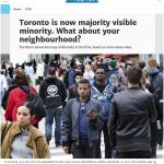 Majority Visible Minority