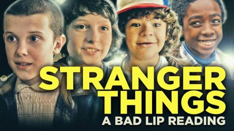 Stranger Things - Bad Lip Reading