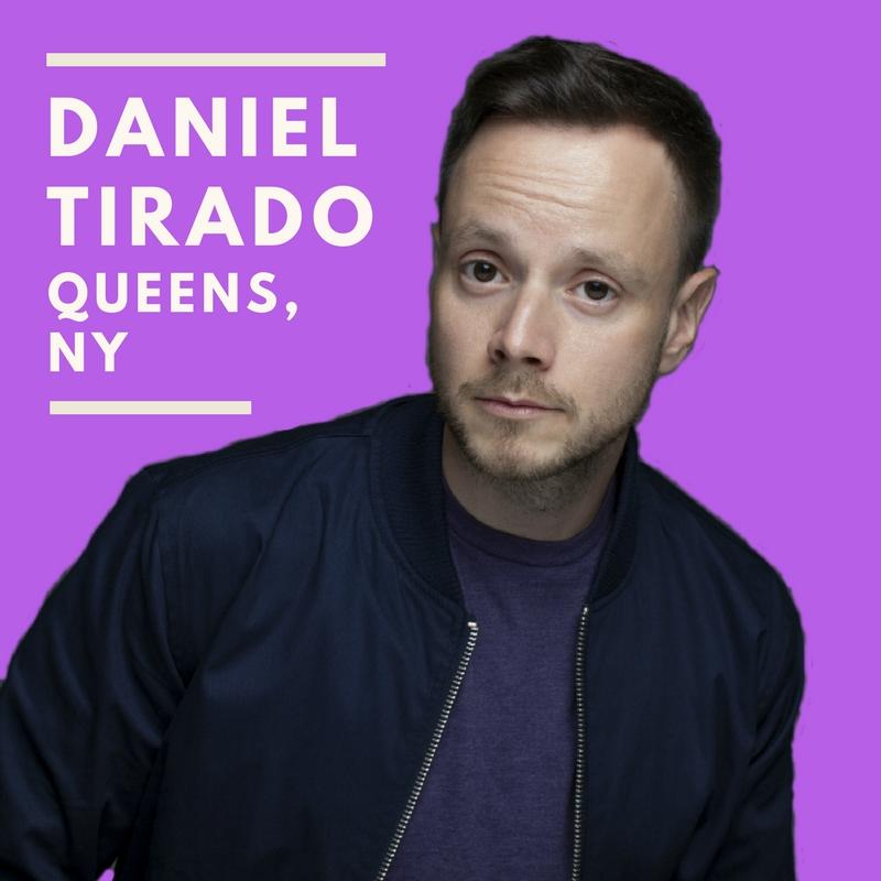 3 Questions with Daniel Tirado